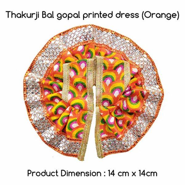 puja-samagri-online-thakurji-bal-gopal-printed-dress-orange
