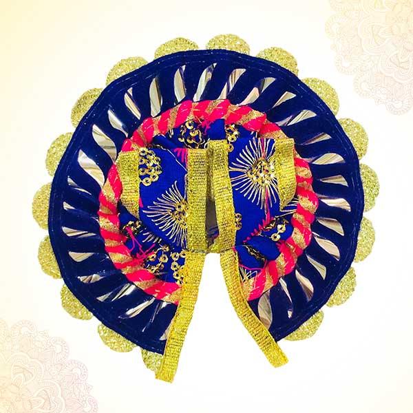 Thakur Ji / Ladoo Gopal / Laddu gopal / Thakurji / krishna/ bal gopal Embroidery Dress PSO